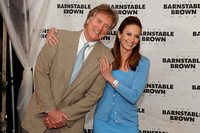 Randall Wallace and Diane Lane